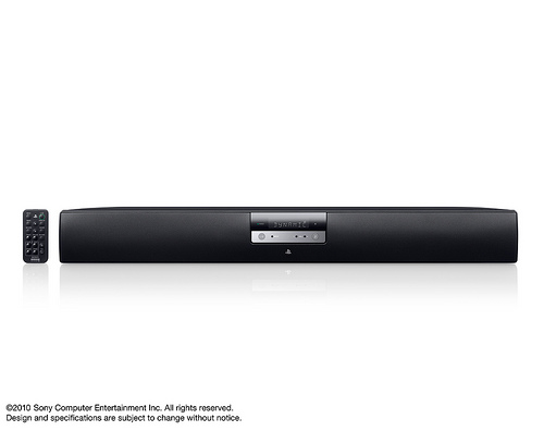 Surround Sound System for PS3 2