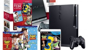 Toy Story 3 PS3 Bundle Image 1
