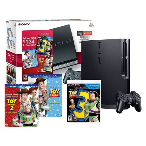 Toy Story 3 PS3 Bundle Image 1