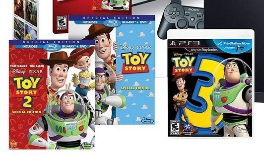 Toy Story 3 PS3 Bundle Image 2