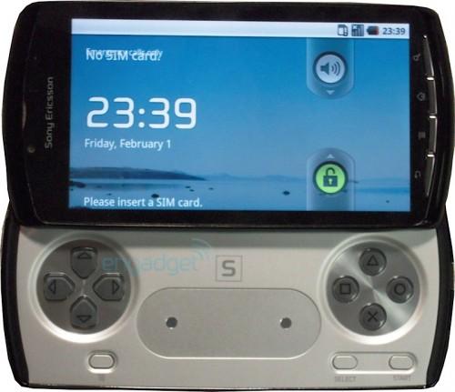 PlayStation Phone Image