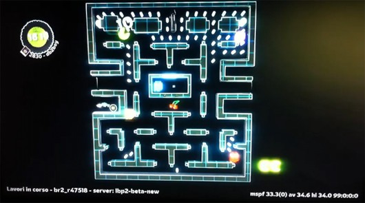 Little Big Planet 2 Beta Pac-Man Image by TheFinalBurst