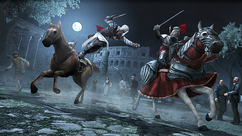 Assassin's Creed: Brotherhood Image 2