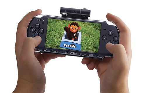 EyePet PSP Image 1