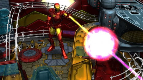 Marvel Pinball Image 2