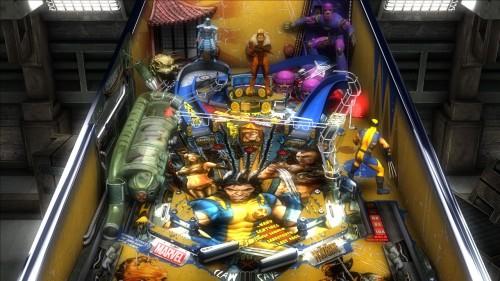 Marvel Pinball Image 4
