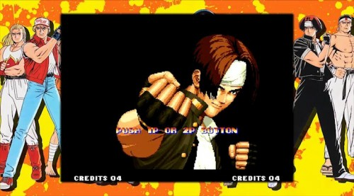 NEO GEO Station King of Fighters 94