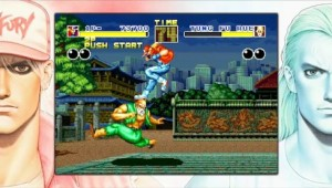 Neo Geo Station Fatal Fury