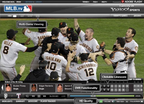 MLB.TV Image