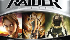 Tomb Raider Trilogy HD Cover