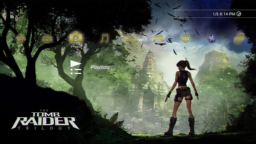 Tomb Raider Theme