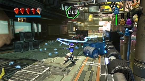 PlayStation Move Heroes Image 2