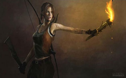New Tomb Raider 2011