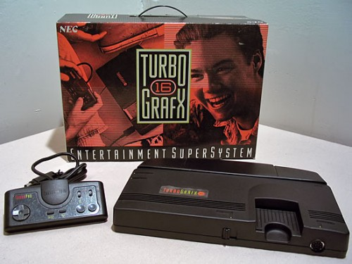 TurboGrafx16 Image (Is that Zach Morris?)