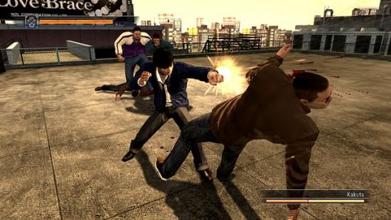 Yakuza 4 Image 2