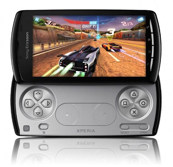 Sony Ericsson Xperia Image 2