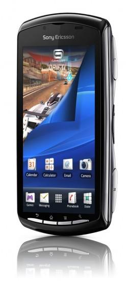 Sony Ericsson Xperia Image 3