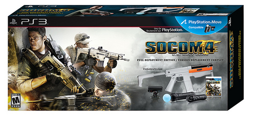 SOCOM 4 Full Deployment Edition Image 1