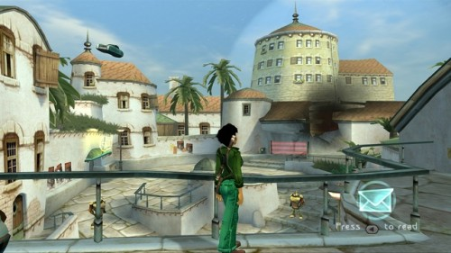Beyond Good & Evil HD Image 2