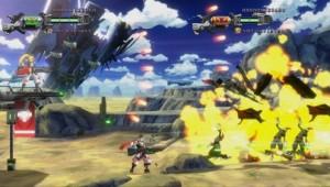 Hard Corps Uprising PSN Image 1