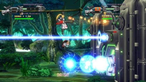 Hard Corps Uprising PSN Image 2