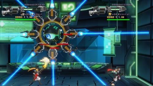 Hard Corps Uprising PSN Image 5