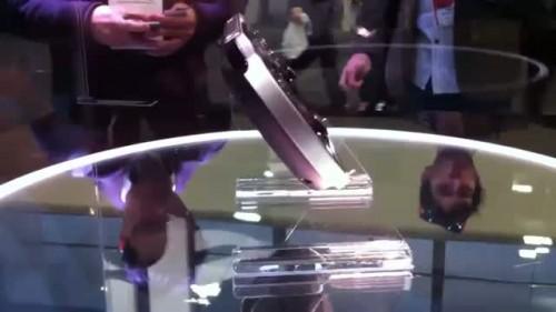 Sony NGP At GDC 2011 Image 2
