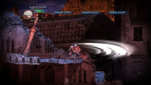 Moon Diver PSN Image 2