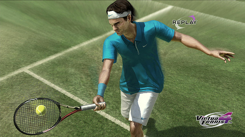 Virtual Tennis 4 Image 1
