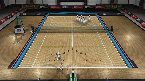 Virtual Tennis 4 Image 3