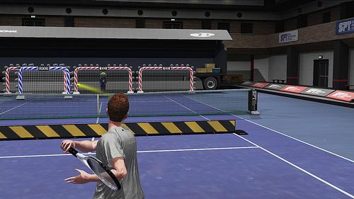 Virtual Tennis 4 Image 4