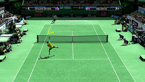 Virtual Tennis 4 Image 5