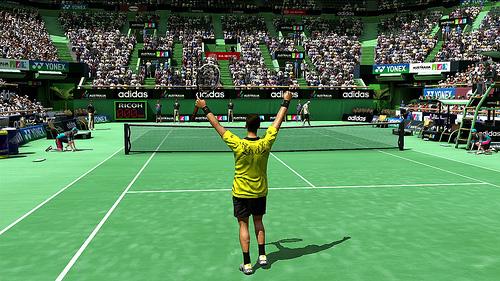 Virtual Tennis 4 Image 6