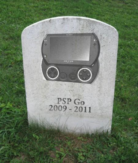 PSPgo RIP