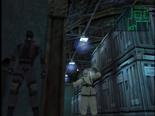MGS screenshot