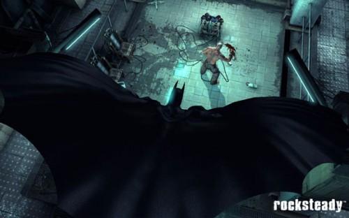 Batman Arkham Asylum List Image