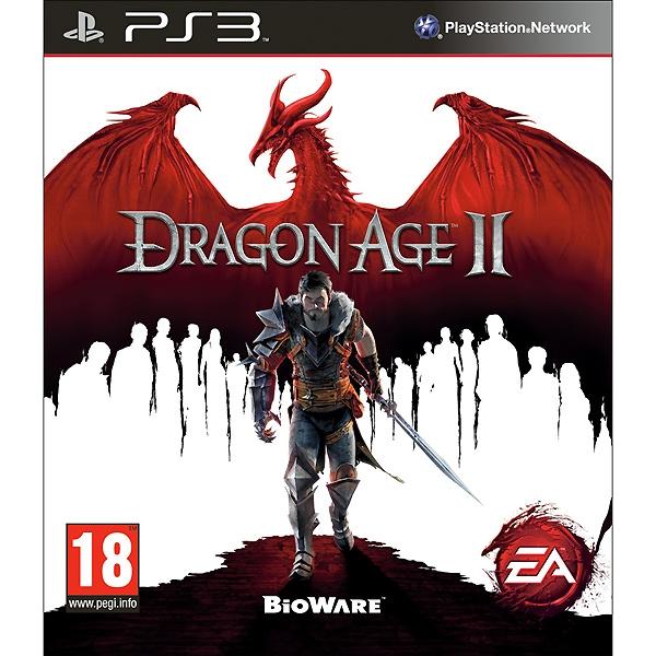 Dragon Age II cover