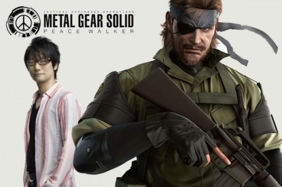 Kojima and Snake