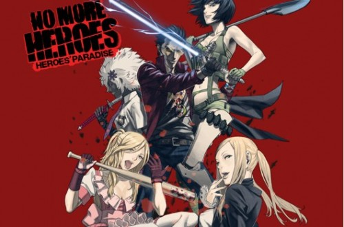 No More Heroes Heroes Paradise Box