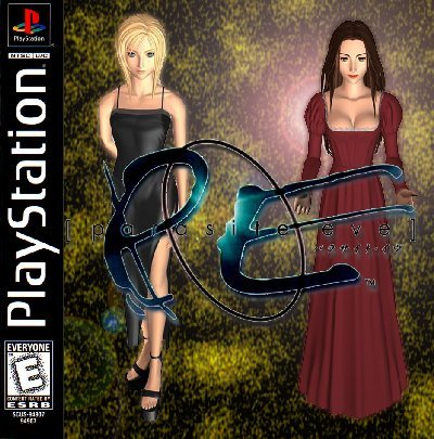 Parasite Eve Cover