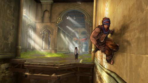 Prince of Persia 2008 List Image