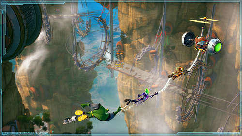 Ratchet Clank All 4 One Image 1