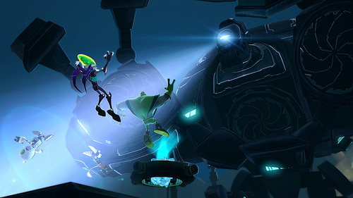 Ratchet Clank All 4 One Image 3