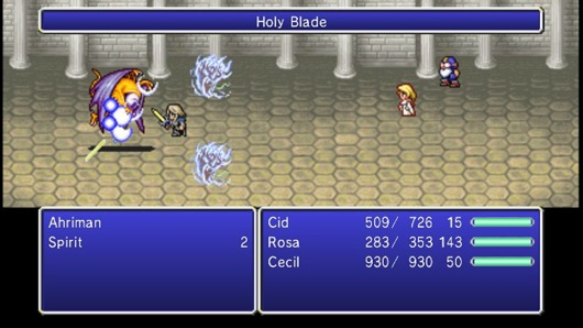 Final Fantasy IV After Years