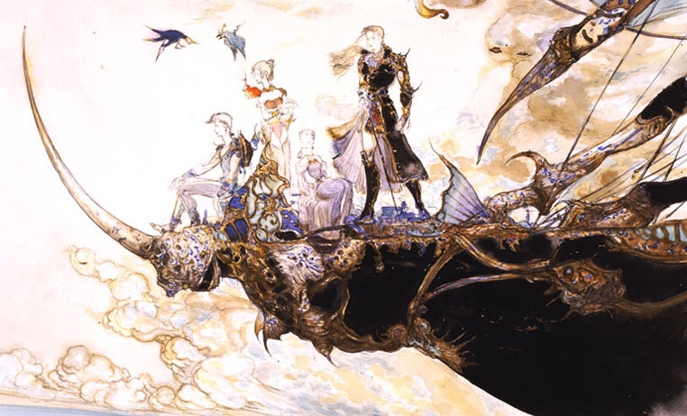 ffv final fantasy v to psn