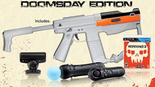 Resistance 3 Doomsday Edition Image