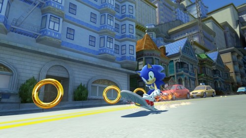 Sonic Generations City Escape Image 1