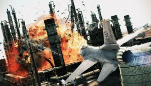 Ace Combat Assault Horizon Image 1