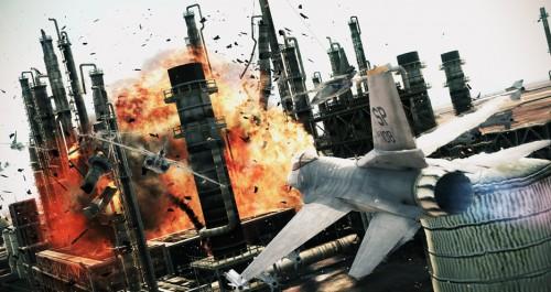 Ace Combat Assault Horizon Image 1