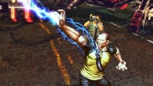 Cole Infamous Street Fighter X Tekken Image 1